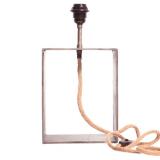 Raw Box Bordslampa Råsilver 38
