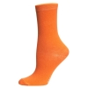 Ladies Sock Plain Orange
