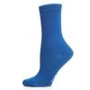 Ladies Sock Plain Blå