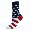 Ladies Sock USA Marin