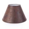 Lampskärm Royal Läder Brun