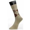 Men's Sock Beige