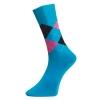 Men's Sock Ljusblå
