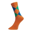 Men's Sock Orange