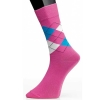 Men's Sock Rosa