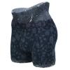 Topeco Men's Regular Boxer Black Roses