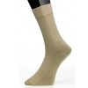 Men's Sock Plain Beige