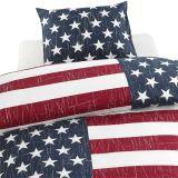 Påslakan USA Flagga
