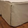 Sängkappa Basic Linne 160 x 200 x 42  cm