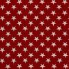 Tyg Stjärna Röd