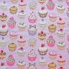 Vaxduk Cupcakes Rosa Akrylat