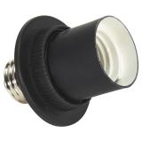 PR Home Adapter med Skärmring E27