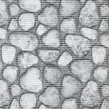 Aquamat Stones Grå