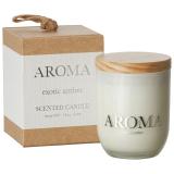 Aroma Doftljus Exotic Amber
