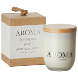 Aroma Doftljus Lemongrass & Ginger