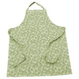 Aster Förkläde Grön