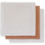 Bambu Tvättlappar Sand/Brun 3-pack