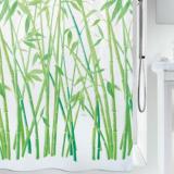 Bambus Duschdraperi Grön