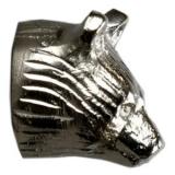 Bear Väggkrok Silver