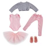 Bfriends Dockkläder Ballerina