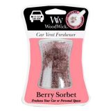 Bildoft WoodWick Car Vent Berry Sorbet