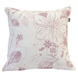 Hasta Home Blomma Kuddfodral Rosa