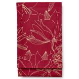 Blomsterriddare Bordsduk Röd