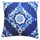 Blue Blum Kuddfodral Blå