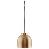 Bowl Lampa Mässing Liten