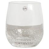 Bubbles Vattenglas Klar 6-Pack