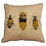 Bugs Kuddfodral Sammet Beige