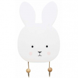 Bunny Hängare Vit