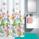 Butterflies Duschdraperi Multi