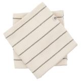 Casa Handduk Offwhite 2-pack