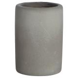 Cement Tandborstmugg Grå