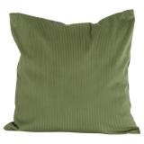 Chelly Kuddfodral Sammet Grön 60x60