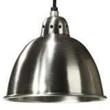 Chicago Tak/Fönsterlampa Antiksilver