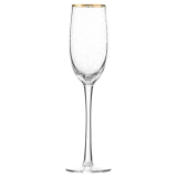 Classic Champagneglas 4-Pack Guld