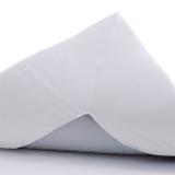 Borås Cotton Cloud Kuvertlakan Satin Vit