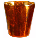 Conic Ljuslykta Orange
