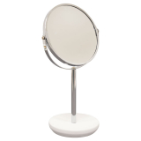 Core Spegel Vit/Silver