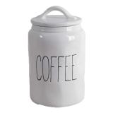 Cottage Kaffeburk Vit