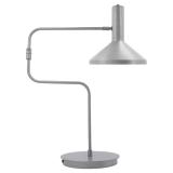 Desk Bordslampa Borstat Silver
