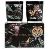 Doftljus Victorian 2-Set Wilderness/Monkey