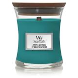 Doftljus WoodWick Juniper & Spruce