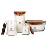 WoodWick Doftljus WoodWick White Tea & Jasmine