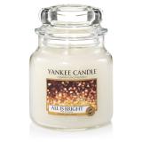 Doftljus Yankee Candle All is Bright