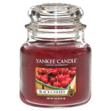 Yankee Candle Doftljus Yankee Candle Black Cherry Medium
