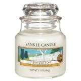 Doftljus Yankee Candle Clean Cotton