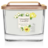 Doftljus Yankee Candle Elevation Blooming Cotton Flower